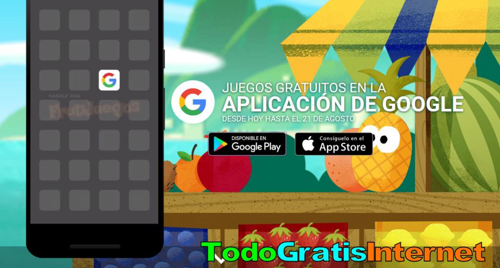 Frutijuegos Gratis En La Aplicacion De Google Todogratisinternet