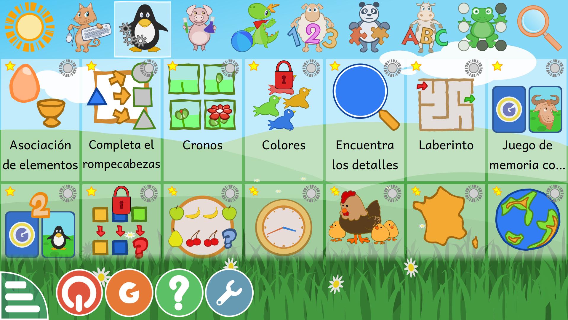 Coleccion De Juegos Educativos Gratis Para Ninos Entre 2 Y 10 Anos